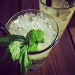 Cocktails at Del' Aziz