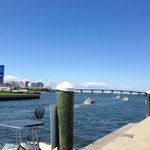 View of Absecon Inlet