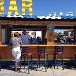Scales outdoor Bar