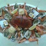 notre plateaux de fruits de mer