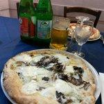 La pizza più buona che io abbia mai mangiato..