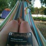 Relax sull'amaca!