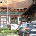 Hotel Restaurant Pizzeria Rotes Haus Foto