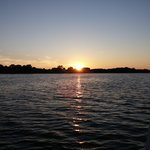Our sunset boat tour