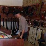 Big Iron Shooting Gallery