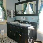 Bathroom- Double sink