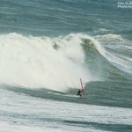 Wind Surfing at Magheroarty