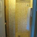 Shower in Room 12