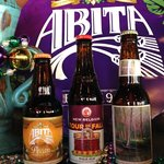 Three new fall beers in house!