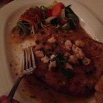 The Fabulous squid steak!
