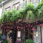 lovely small restaurant