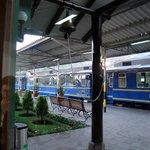 La estación de Poroy
