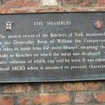 The Shambles Explained