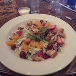 Key West Salad at Grinders Above and Beyond