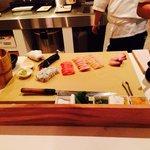 Sushi situation at Shuko
