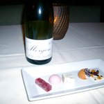 A wonderful wine with dessert!