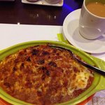 Overrated: Baked pasta at 24h Tastes Cafe