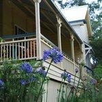 Moringararah Homestead front veranda
