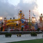 Dolphin Bay Dream Water Park