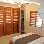Seaview appartement - Master Bedroom