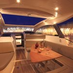 sunset tour boat