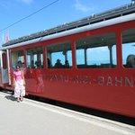 Mountain Railway to Rigi