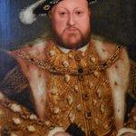le terrible Henry VIII