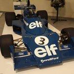 Jody Scheckter's Tyrell