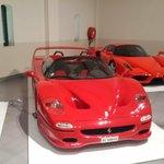 Those Ferraris!