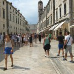 Main Central Street in Old Town - Placa (Stradun)