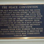The Hotel has history. It played a role during unification war at the time of President Lincoln.