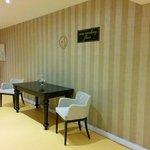 Corridor decor