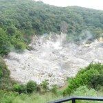View of Sulfur Springs