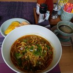 signature noodle in Chiangmai (forgot name)