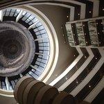 Купол крыши Ирис Конгресс Отель