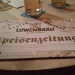 menu'