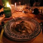 Cena a Montecorvo