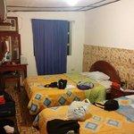 Photo de Hotel El Volcan