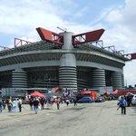 The Giuseppe Meazza stadium