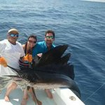 This is 1 of 11 we caught that day plus 2 Dorado !!!  Next day caught 8 Sailfish and a approxima