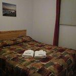Bedroom Spruce Grove Cottages.