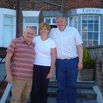 Jamie with Alan & Jude