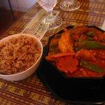 great curry, so fresh tasting
