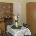 Boglárka Apartmanházak (étkező)