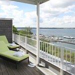 Penthouse Suite - Balkon
