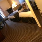 Hotel seems to have been updated greatly compared to the pictures shown here.