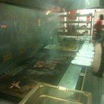 grigliata al buffalo grill