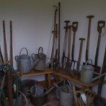 Victorian gardening tools