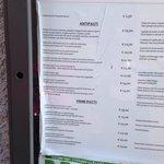 Riso al persico 15 euro....in realtà costa 18 euro