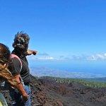 Mount Etna Aug 25 2014